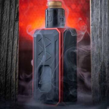 Mach On3 Squonker – Kit (with Rda)