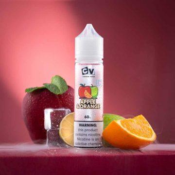 Cv – Dextail – Apple And Orange  Ice (60ml) 3mg