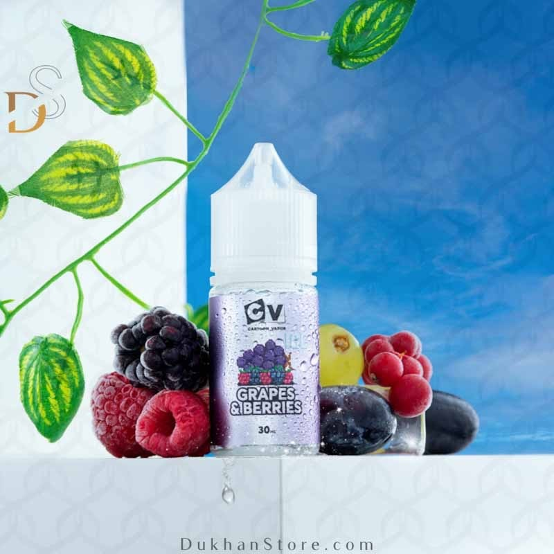 CV - Beetle Juice - Grape and Berries ICE (30ML) 30mg