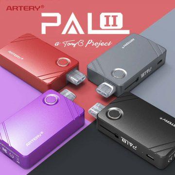 Artery – Pal Ii Pod Starter Kit 1000mah