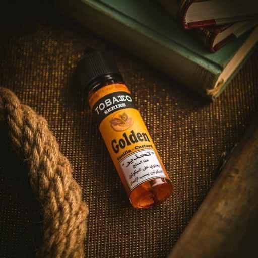 Arabian Vape - Golden Tobacco