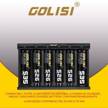 Golisi – Needle 6 Smart Usb Charger