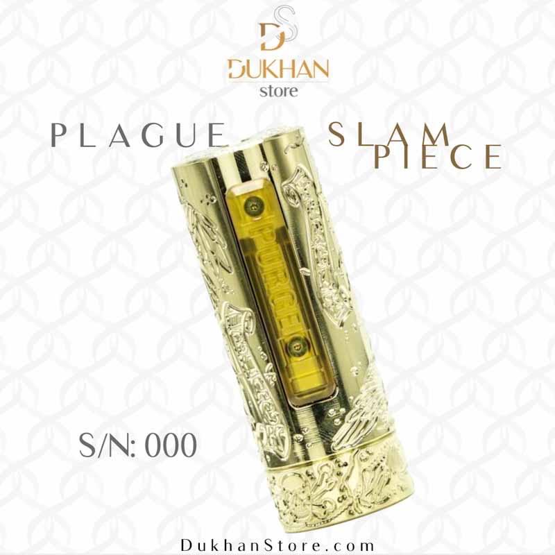 Purge – Hagermann Plague Slam Piece #000