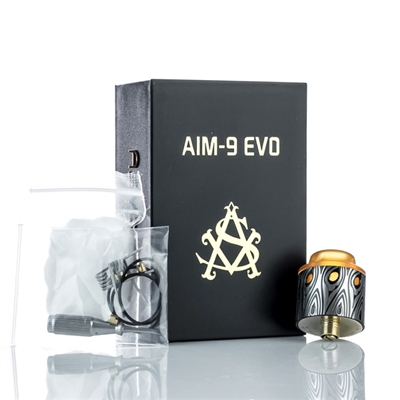 ASVAPE- AIM-9 EVO RDA | دخان ستور | Dukhan Store