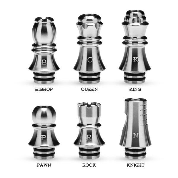 كيزوكو - مجموعة مباسم الشطرنج مقاس ٥١٠