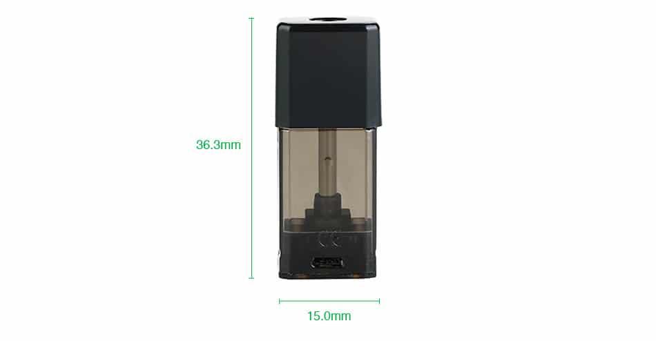 VOOPOO DRAG Nano Pod Cartridge 1.0ml 4pcs
