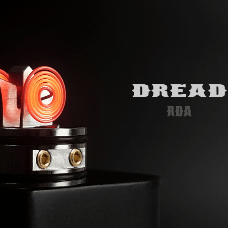 Damn Vape - Dread BF RDA- 24mm