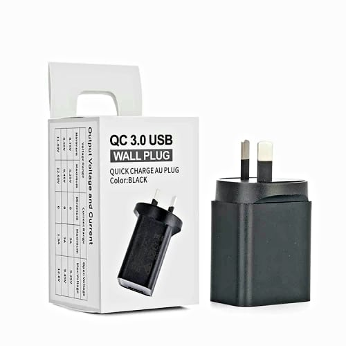 Efest - QC 3.0 USB (QUICK CHARGING) UK PLUG