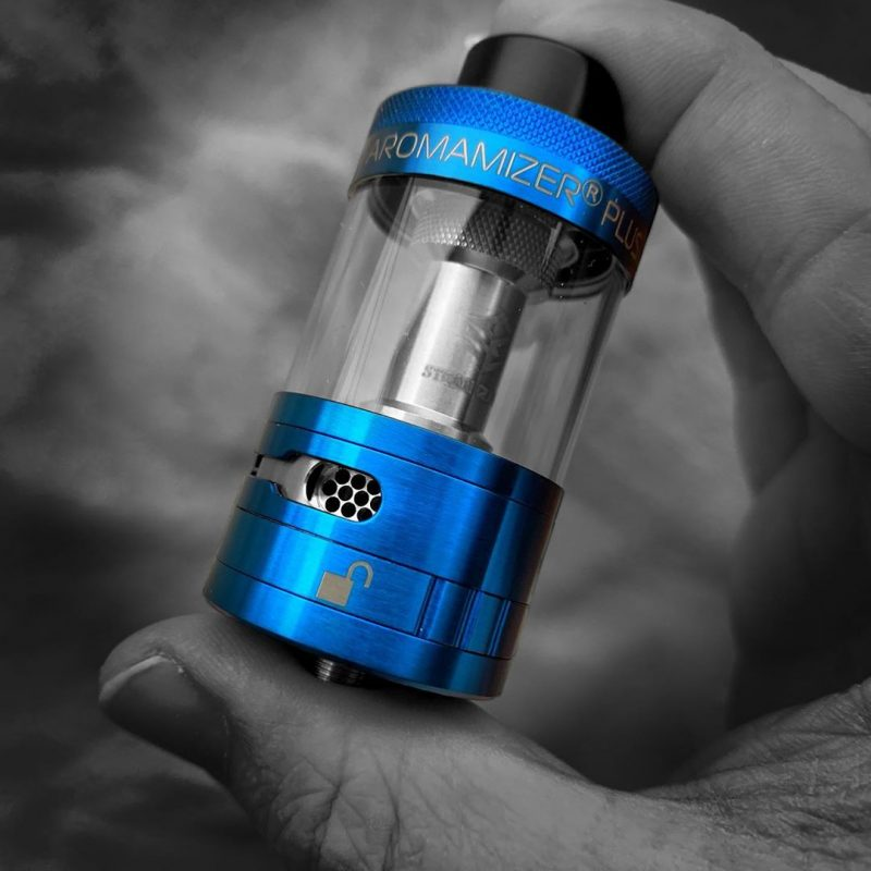 Steam Crave-Aromamizer Plus RTA 30mm