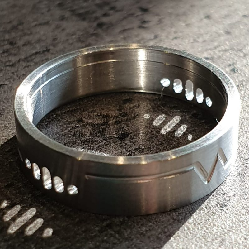 Vicious Ant - APEX Bottom Ring