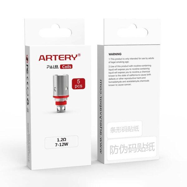 Artery - PAL II Coil 5pcs