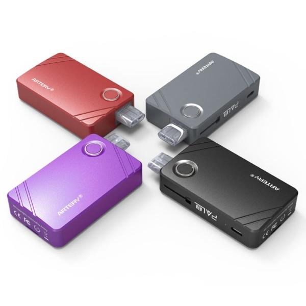 آرتيري - بال ٢ - جهاز سحبة السيجارة