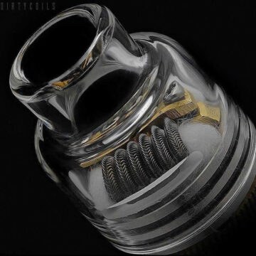 Trinity Glass (usa)- Competition Glass Cap Goon 22mm