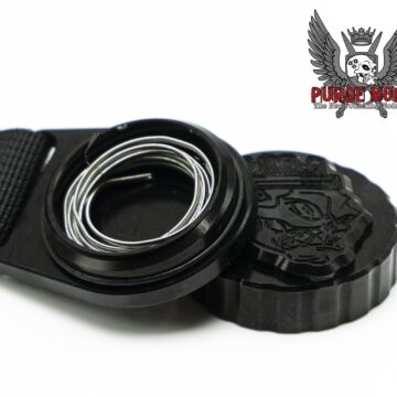 Coil Case By Purge – Black