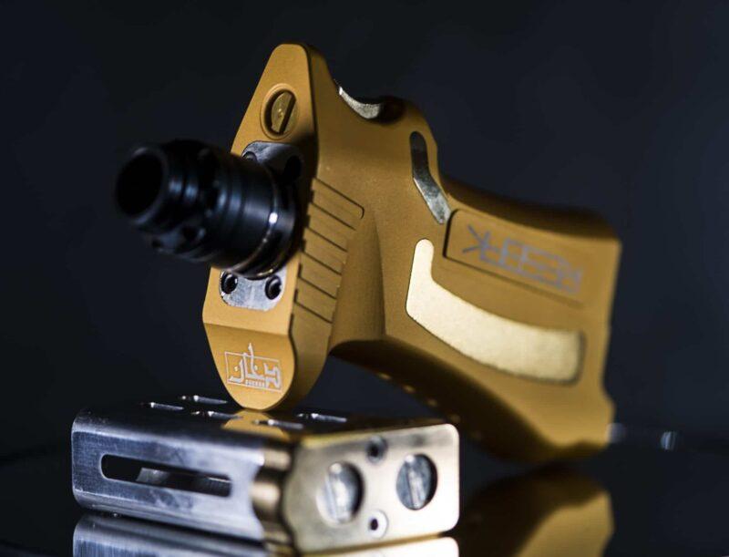 رسباك - جهاز ميكانيك (التوصيل على التوازي)