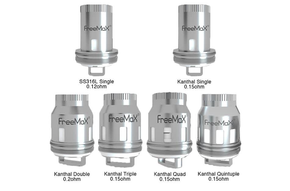 Freemax Mesh Pro Replacement Coil 3Pcs