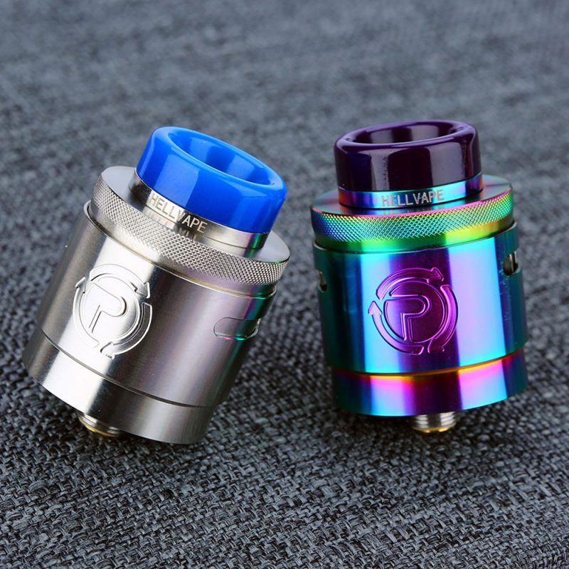 Hellvape - Passage BF RDA- 24mm