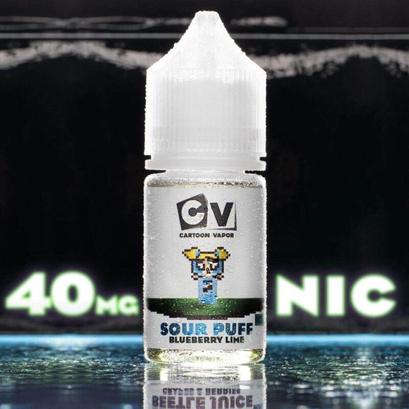 CV - Blueberry Lime ICE (30ML) 40mg
