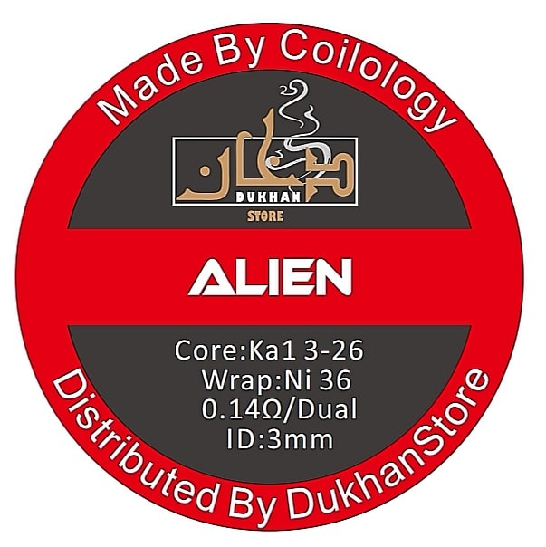 Alien Coils - Hand Crafted - Coilology