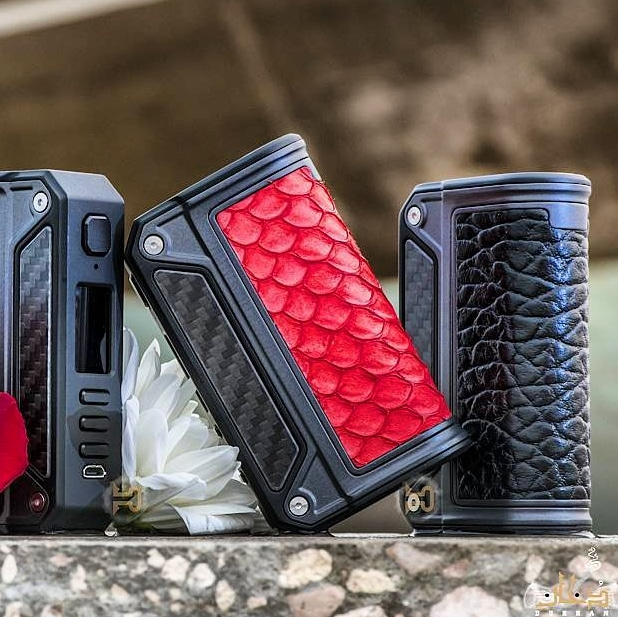 Lost Vape - THERION BATTERY COVERS