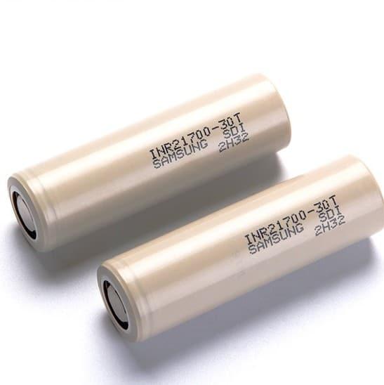 Samsung 30T (21700) 3000mAh 35A Battery