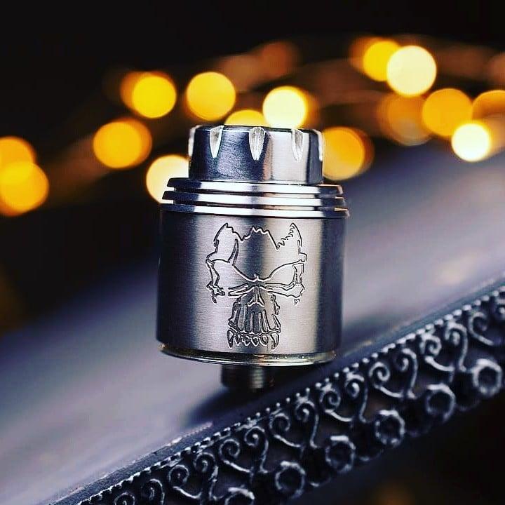 Altun - Stainless steel - 810 drip tip