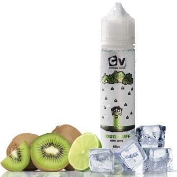 Cv – الإصدار الحامض – نكهة كيوي مع الليمون – Ice