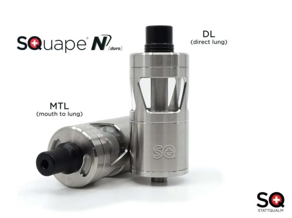 Squape - 510 Tip N[duro] MTL
