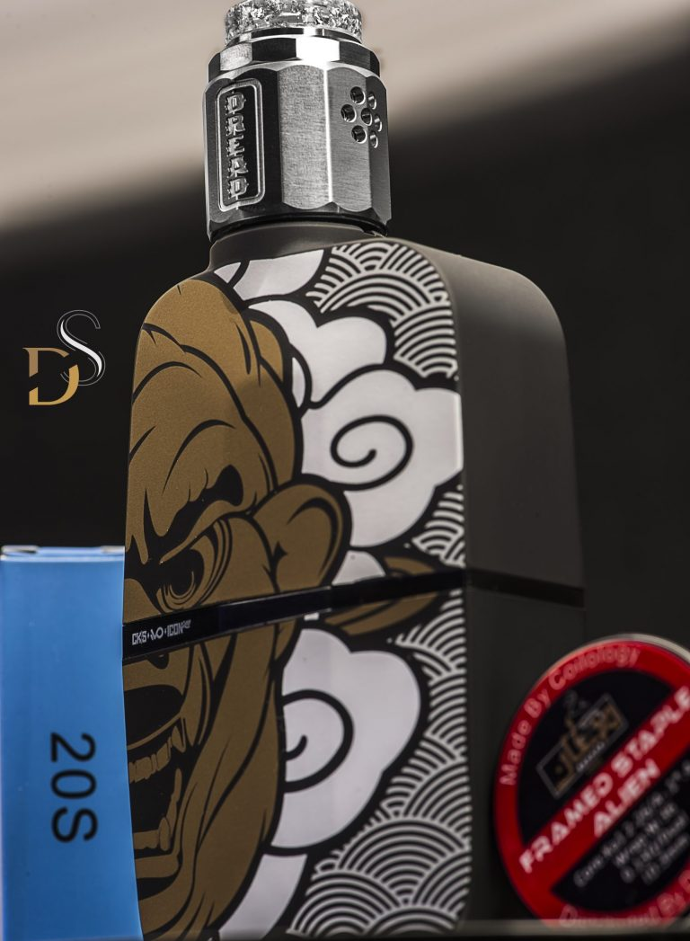 DS Package Dread BF RDA + CKS ICON 200W + DS Hand Made Coils
