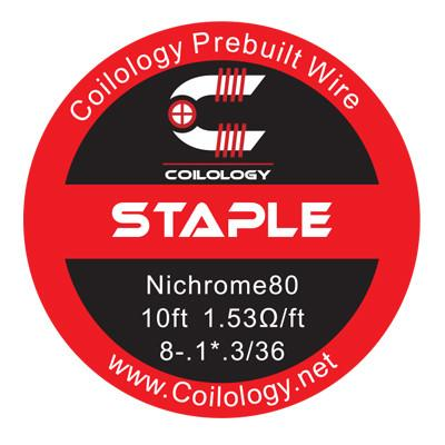 Coilology- Staple Wire (10 ft)