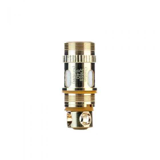 DotMod- Petri Replacement Coils 0.4 ohm Clapton 316SS (Pack of 5)