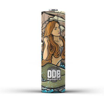 ODB - ODB Wraps 18650 (Pack of 4)