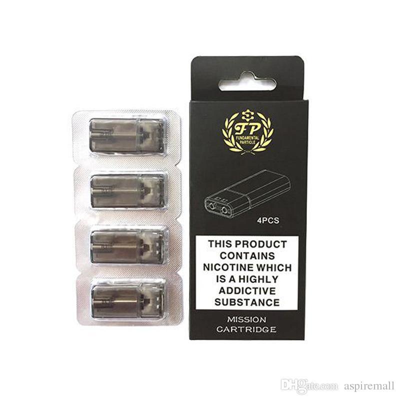 FP Mission Kit Pod Cartridge 4pcs
