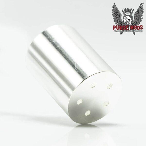 Slim Piece Silver Firing Cup - Purge