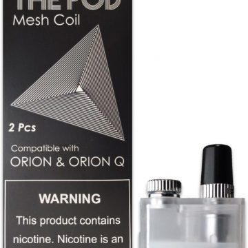 Iqs – The Pod Replacement Orion Dna Go Mesh Pods
