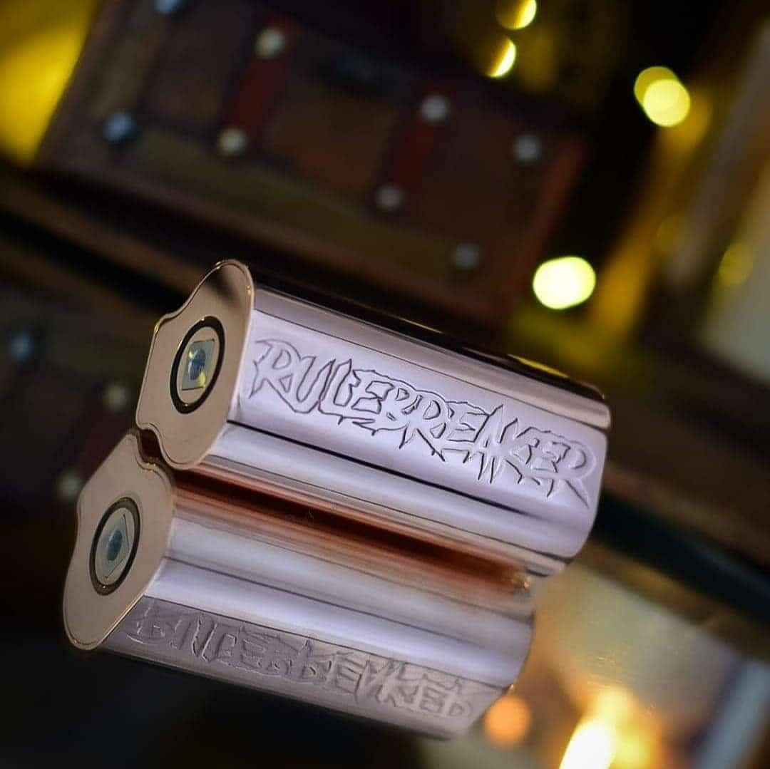 فيبرز كلاود - ذا رول بريكر - 21700 (ميكانيك سيريز)