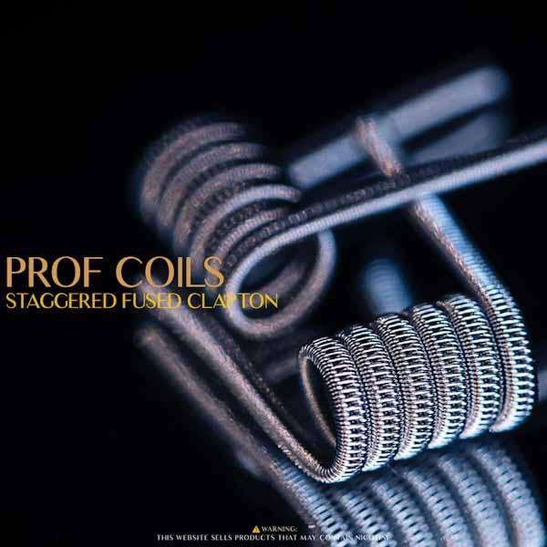 بروف كويليلز - ستاقرد فيوزد كلابتون 0.15اوم