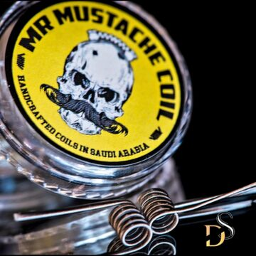 Mr Mustache Coil – Alien Series 3 Core 0.42 Ohm