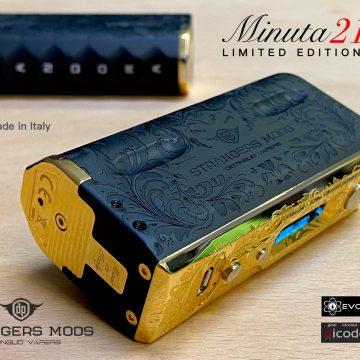 Strangers Mods – Minuta21 Pandora Limited Edition – Dicodes Fl80