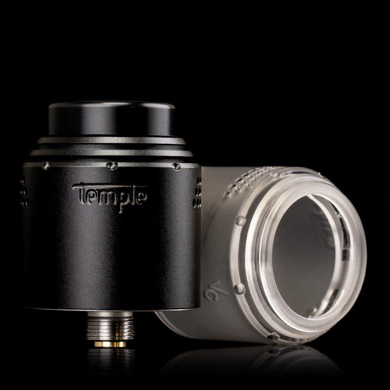 Vaperz Cloud - Temple RDA 28mm