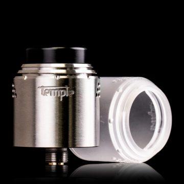 Vaperz Cloud – Temple Rda 28mm