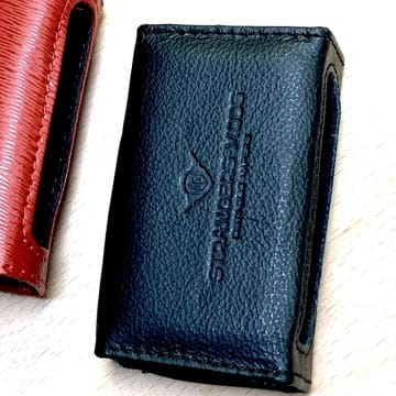 Strangers Mods – Minuta21 Leather Case – (black)