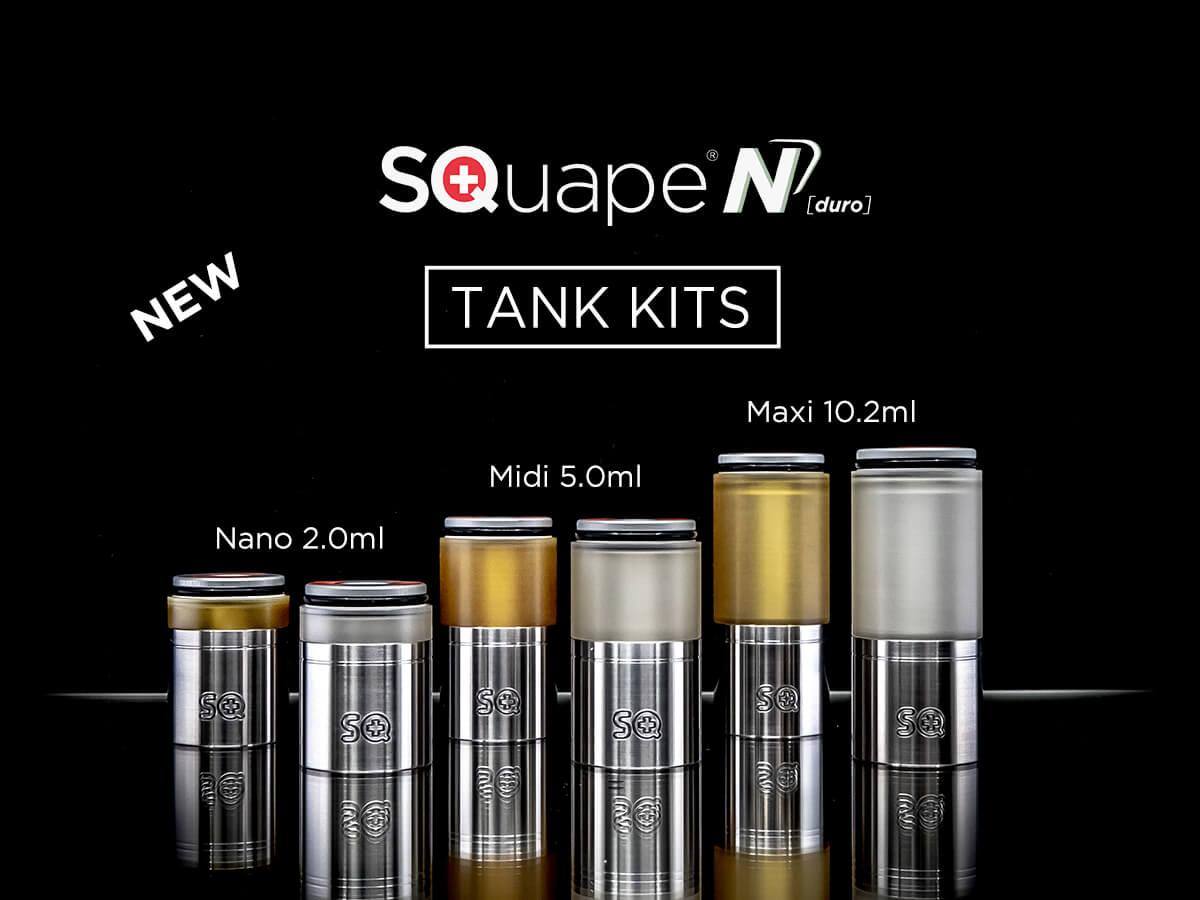 SQuape N[duro] - Midi Kit PSU 5.0ml