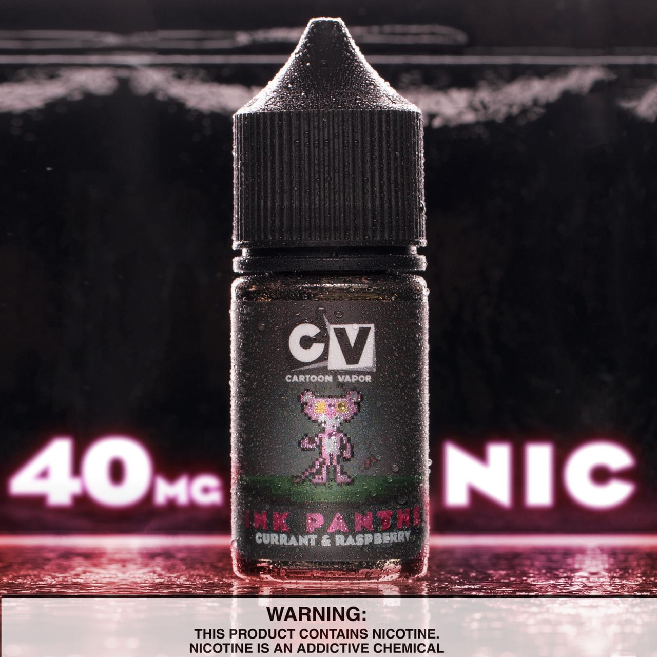 CV - PINK PANTHER (30ML) 40MG