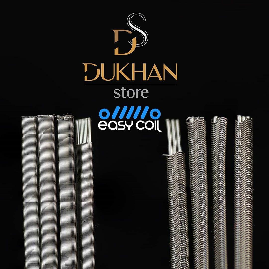Easy coils - Wire Shots (4 pcs)