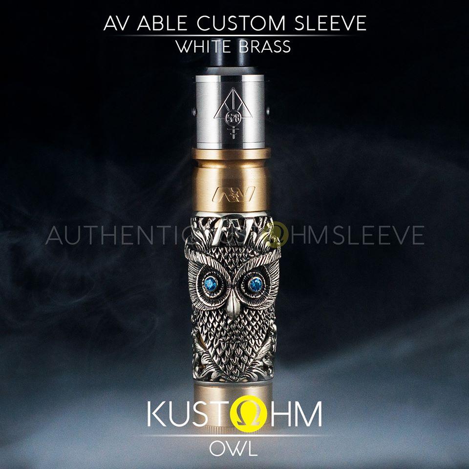 KustOhm Bali - AV ABLE Custom Sleeve
