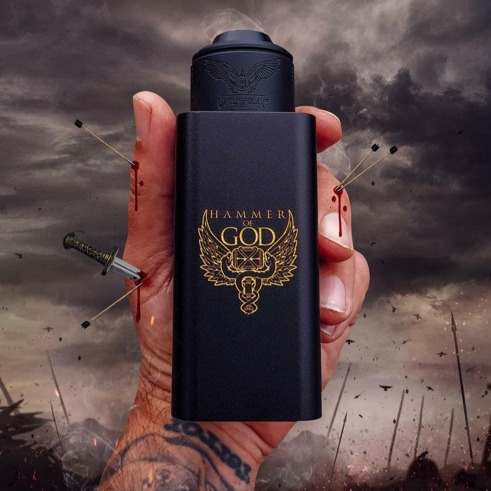Vaperz Cloud - Hammer of God XL (21700)