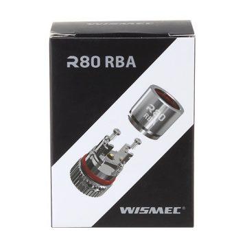 Wismec – R80 Rba Kit