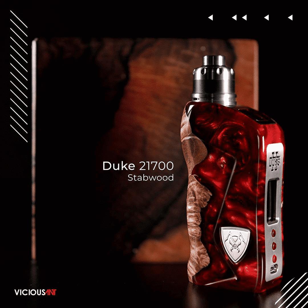 VA - DUKE II DNA 21700 TI - StabWood