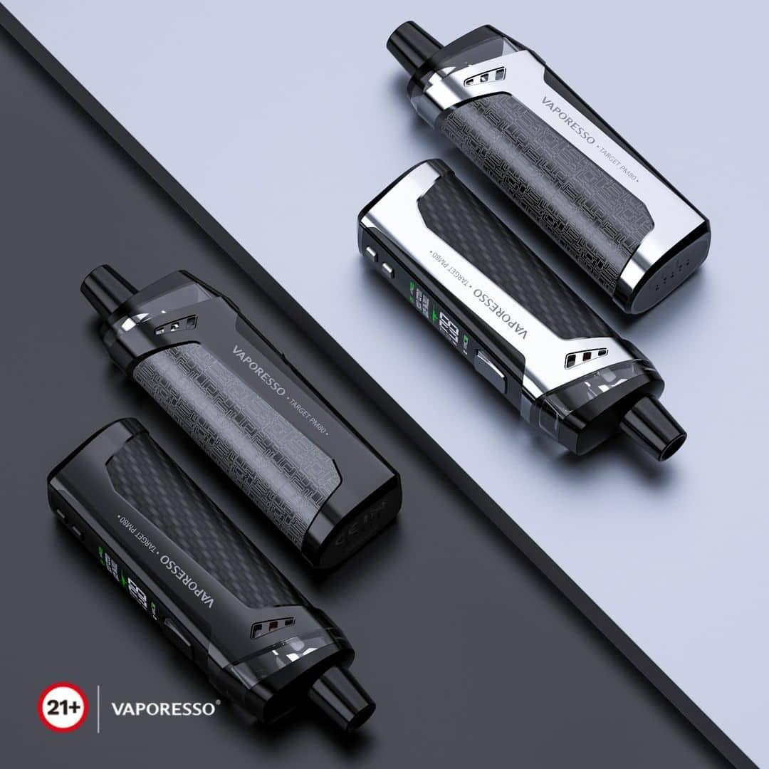 Vaporesso - TARGET PM80 Sub-ohm Pod Mod Kit 2000mAh